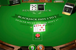 blackjack-single-deck-klein