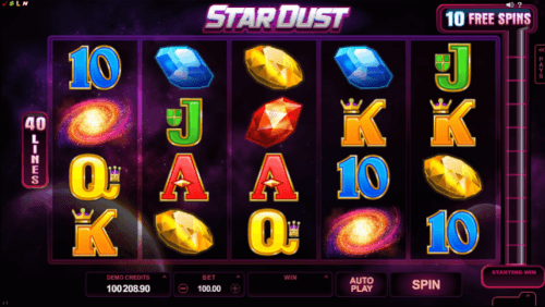 stardust screenshot