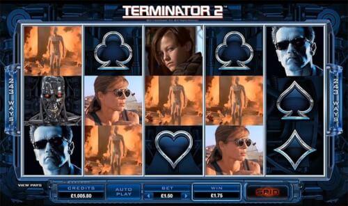 terminator 2 screenshot