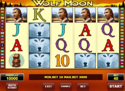 Wolf Moon screenshot