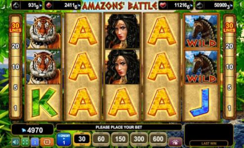 amazons battle screenshot