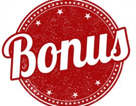 Traditiegetrouw veel bonussen in decembermaand