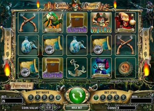 ghost pirates screenshot