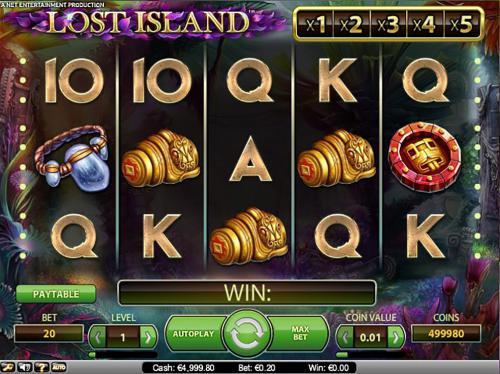 Lost Island Casino