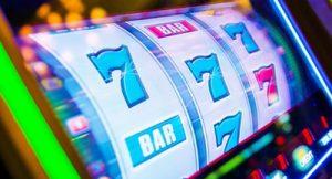 problem gambling study slot machine near miss