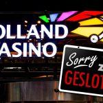 Holland Casino coronavirus