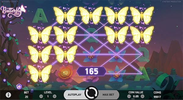 Butterfly spelen