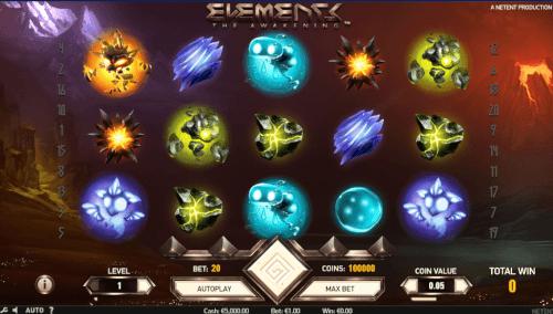 elements the awakening gokkast