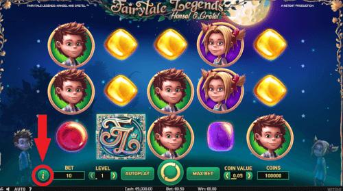 fairytale info opzoeken