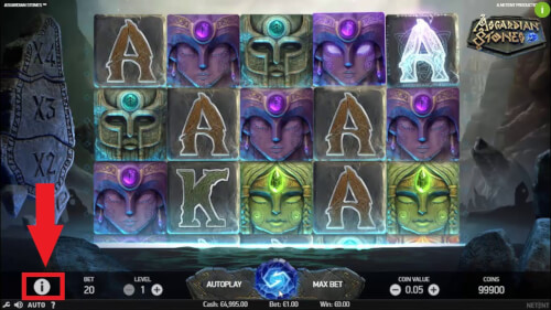 informatie asgardian stones