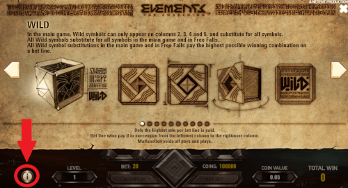 informatie elements