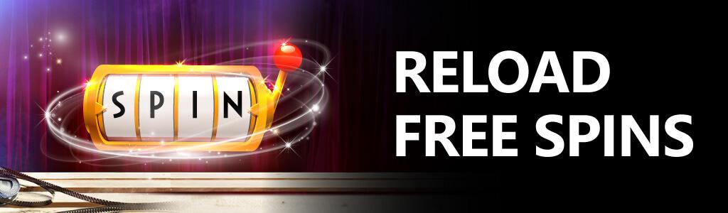 Reload free spins