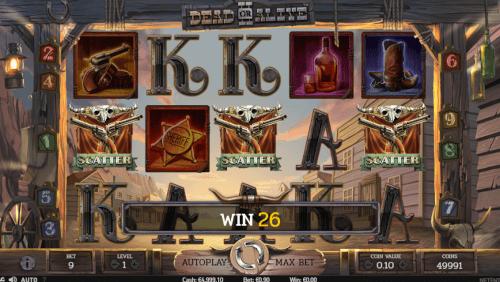 scatter win combinatie