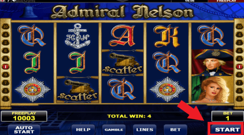 spinnen admiral