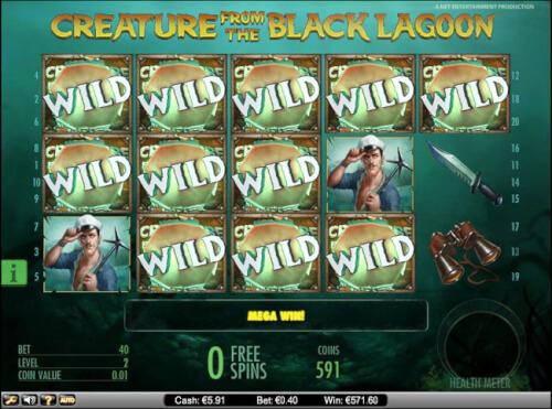 wild spel