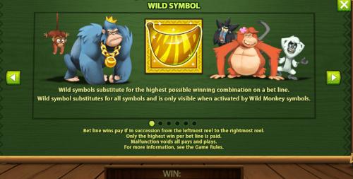 wild symbool aap