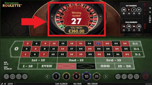 360 euro winnen