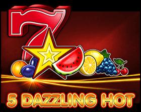 5 dazzling hot gokkast