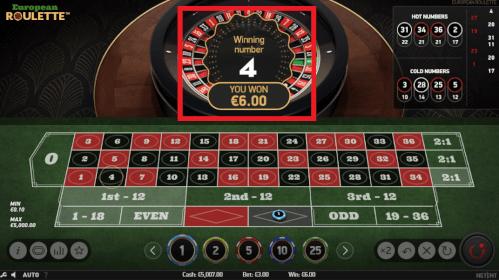 6 euro winnen