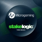Microgaming and Stakelogic deal PR