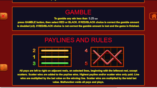 paylines op slot