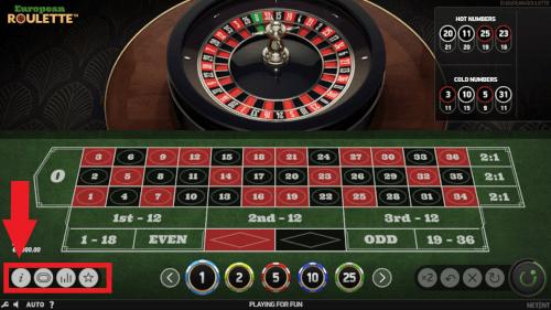roulette speel informatie