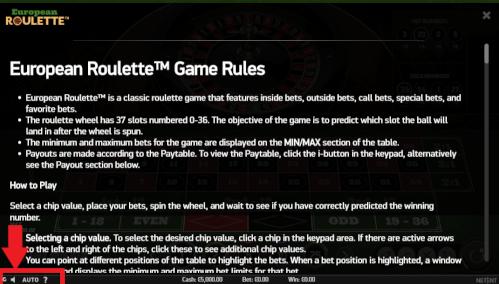 spelregels roulette opfrissen