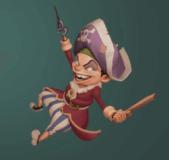 Pirate Feature