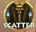 Scatter symbool met afbeelding van farao