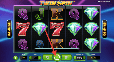 Speel Twin Spin