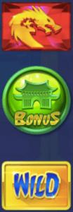 Chinese Bonus Symbolen