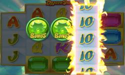 Draai drie bonus symbolen op een rij