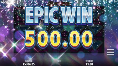 Epic Win met Synced Reels