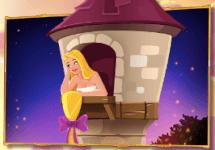 Free Spins om Rapunzel te redden