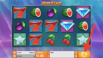 Speel Hot Sync