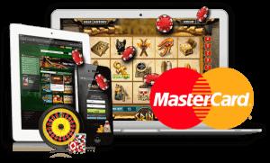 Online casino spelen met Mastercard