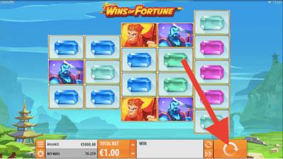 Speel Wins of Fortune