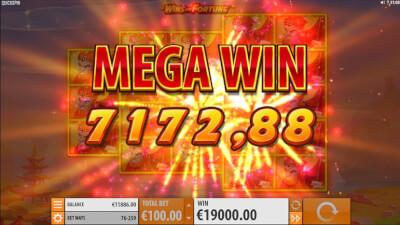 Wins Of Fortune win