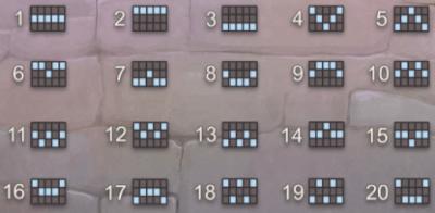 20 winlijnen