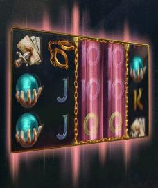 Linked Reels in de Fantasini Master of Mystery slot