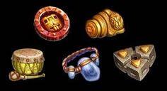 Lost Island spelsymbolen