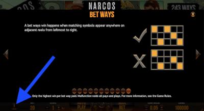 Narcos Spelinfo