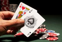 Blackjack hoog limiet