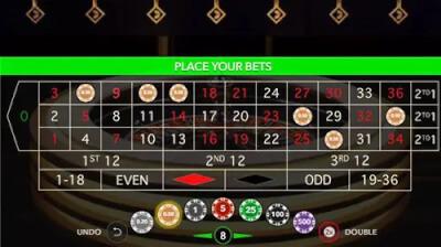 Geld inzetten live casino