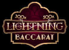 Minimale inzet lightning baccarat