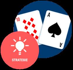 Optimale Blackjack strategie