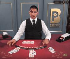 Perfect Blackjack spelen