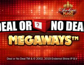 Deal or No Deal Megaways jackpot valt!