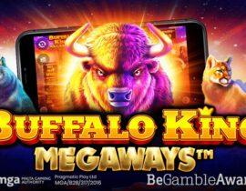 Pragmatic Play lanceert remake van Buffalo King