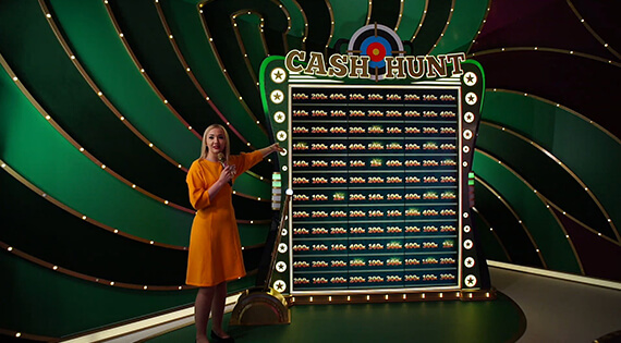 Cash hunt